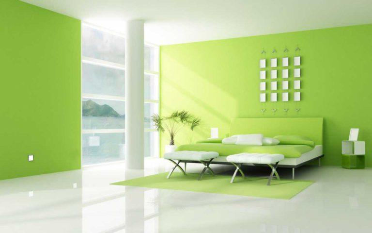 Pilihan Warna Cat Tembok Minimalis Rumah Idaman Terbaru ...