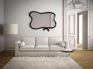 tips dekorasi interior rumah minimalis dengan cermin hias