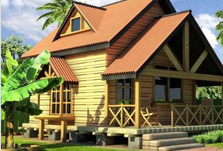 desain-rumah-minimalis-modern-2-lantai-gaya-pegunungan